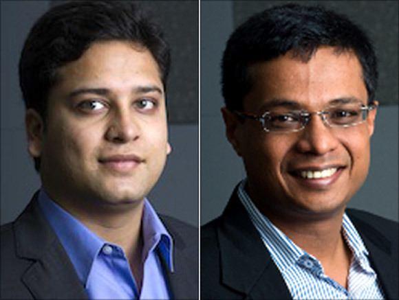 Binny Bansal Inspiring stories of India39s top Internet entrepreneurs