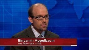 Binyamin Appelbaum Binyamin Appelbaum Tag PBS NewsHour