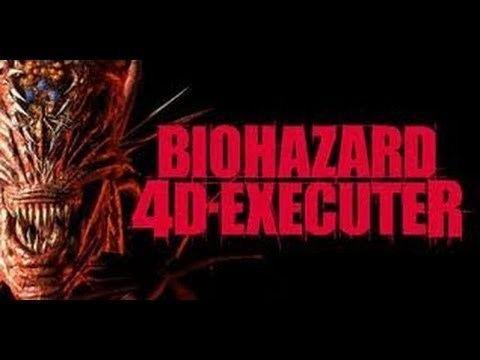 Biohazard 4D-Executer Resident Evil Biohazard 4D Executer VOST FR YouTube