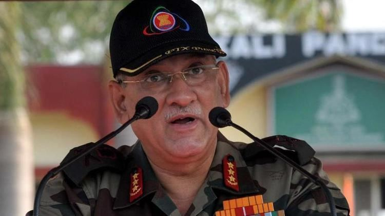Bipin Rawat New army chief Bipin Rawat expects support from superseded generals