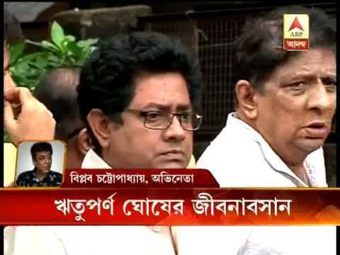 Biplab Chatterjee Actor Biplab Chatterjee says Rituparnos death is great loss for