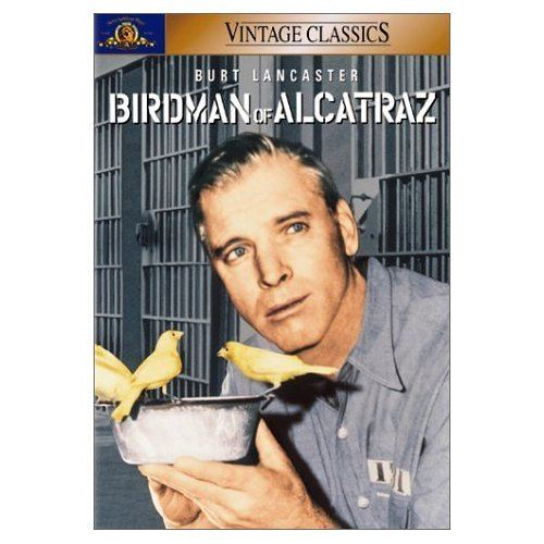 Birdman of Alcatraz (film) movie scenes Quint here with today s installment of A Movie A Day For those now joining us A Movie A Day is my attempt at filling in gaps in my film knowledge