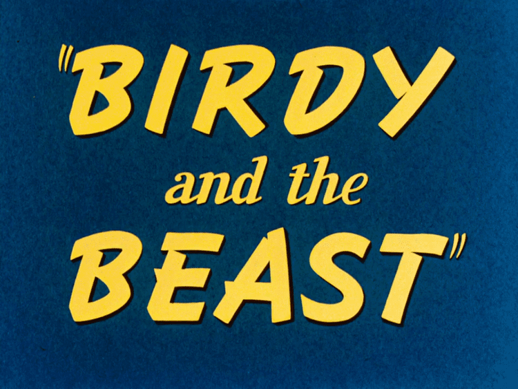 Birdy and the Beast Birdy and the Beast Wikipedia