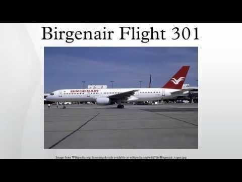 Birgenair Flight 301 Birgenair Flight 301 YouTube