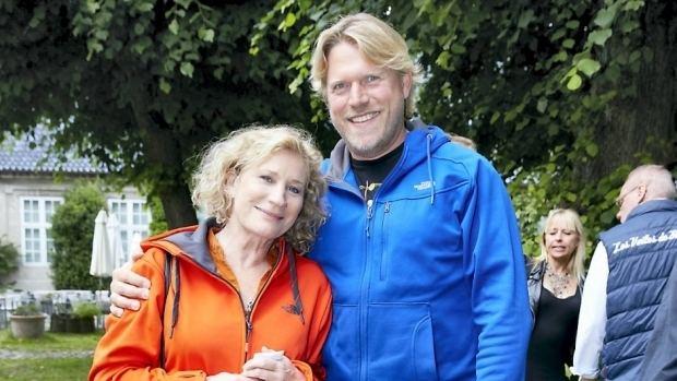 Birgitte Raaberg Birgitte Raaberg plejer sin travle mand BILLEDBLADET