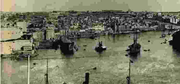 Birgu in the past, History of Birgu
