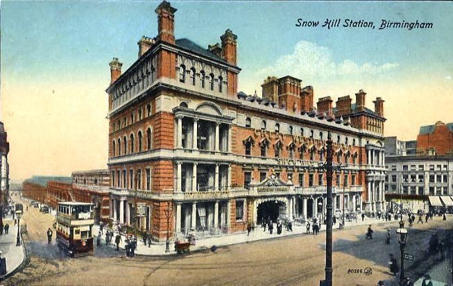Birmingham in the past, History of Birmingham