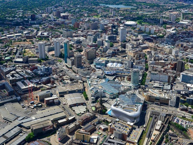 British white people set to become a minority in Birmingham, says ...
