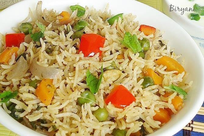 Biryani Biryani recipes 34 veg amp nonveg biryani recipes Biryani Varieties