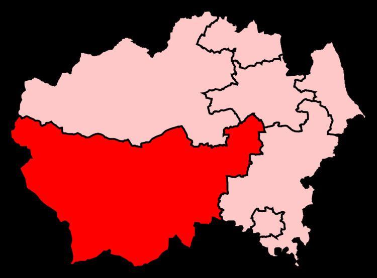 Bishop Auckland (UK Parliament constituency)