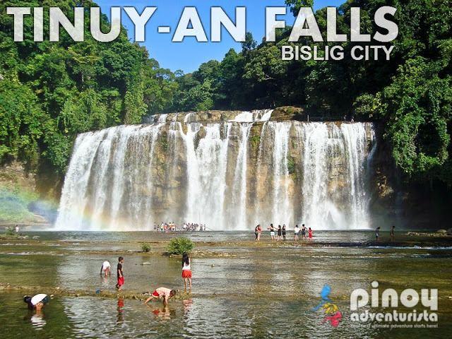 Bislig Tourist places in Bislig
