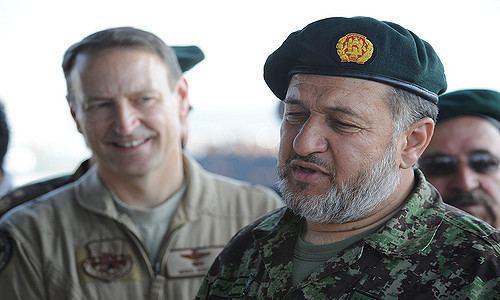Bismillah Khan Mohammadi General Bismillah Khan MohammadiAfghan National Army