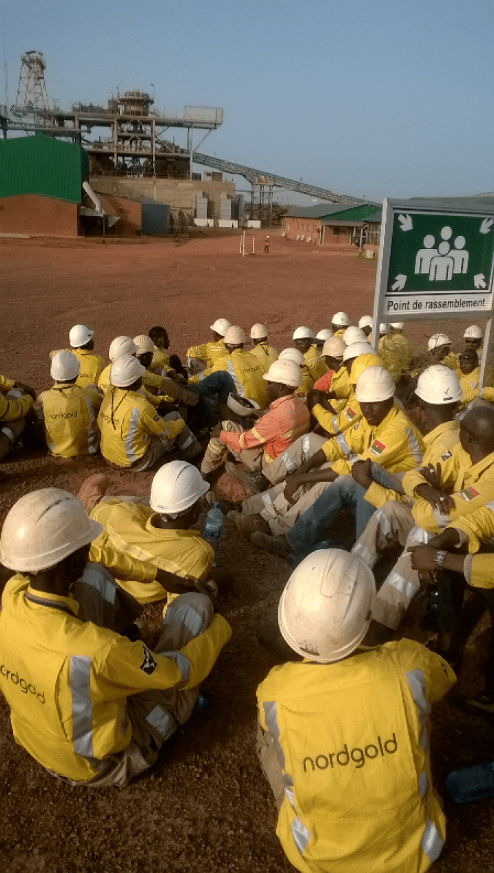 Bissa mine Longstanding conflict in Burkina Faso far from over IndustriALL