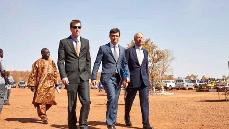 Bissa mine Nordgold opens Bissa mine in Burkina Faso The Northern Miner