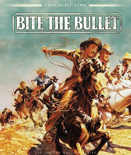 Bite the Bullet (film) Bite the Bullet Bluray Limited Edition to 3000 SOLD OUT