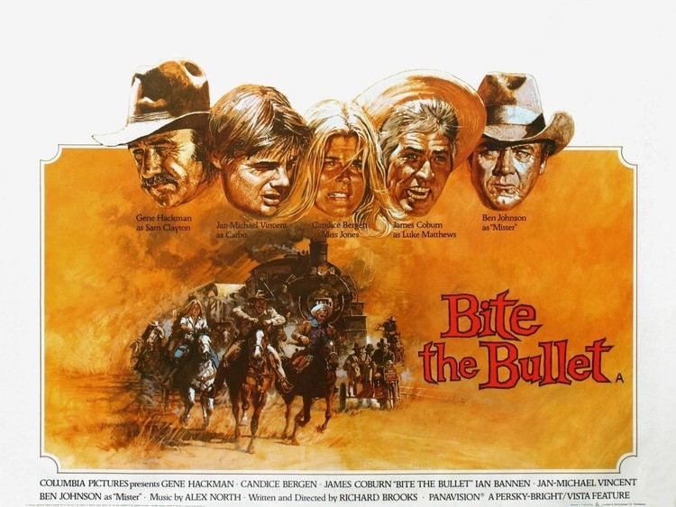 Bite the Bullet (film) Bite the Bullet Great Western Movies