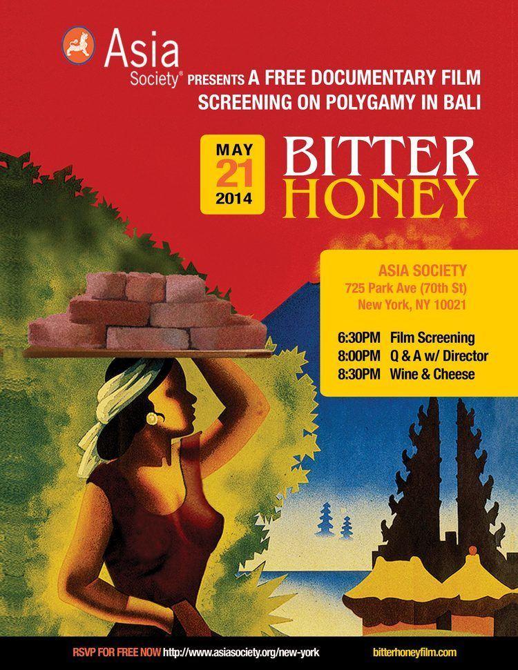 Bitter Honey (2014 film) Asia Society NY Screening Bitter Honey