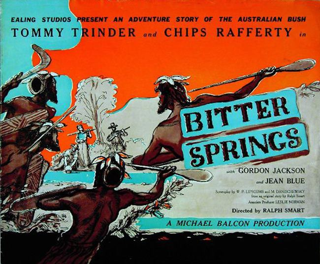 Bitter Springs (film) Bitter Springs Review Photos Ozmovies