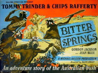 Bitter Springs (film) Bitter Springs The Far Paradise