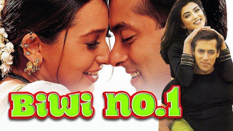 Biwi No.1 Biwi No1 1999 Full Hindi Movie Anil Kapoor Salman Khan