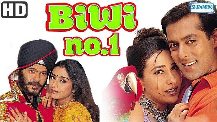 Biwi No.1 Biwi No1 HD Full Comedy Movie Salman Khan Karishma Kapoor