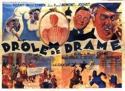 Bizarre, Bizarre Drle de drame Jonathan Rosenbaum