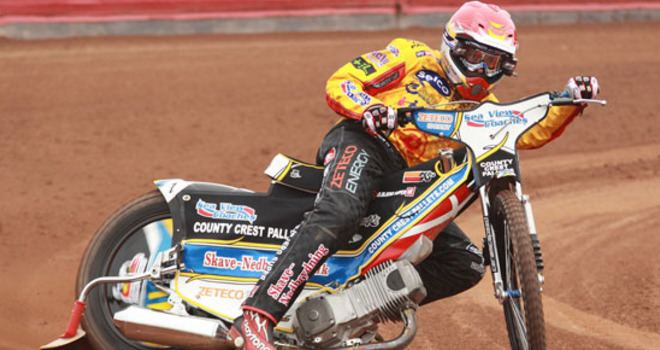 Bjarne Pedersen Bjarne Pedersen has agreed a deal to return to Eastbourne