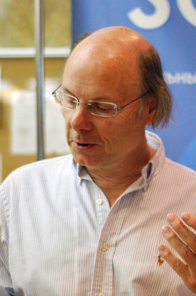 Bjarne Stroustrup Bjarne Stroustrup Wikipedia