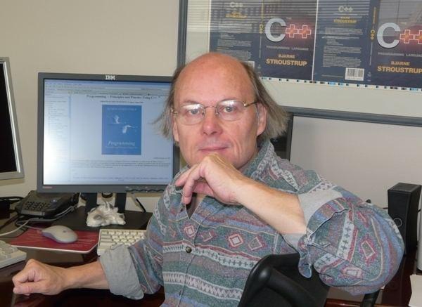 Bjarne Stroustrup Bjarne Stroustrup39s Homepage