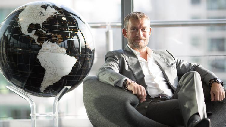 Björgólfur Thor Björgólfsson Monday interview Thor Bjorgolfsson investor