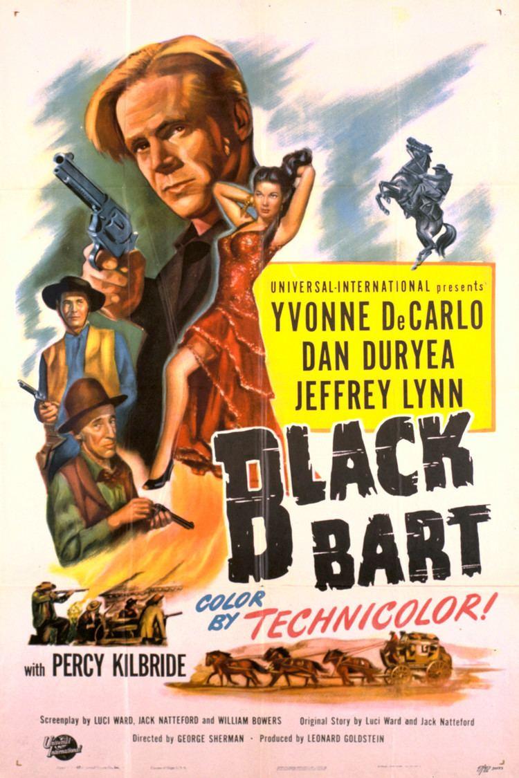 Black Bart (film) wwwgstaticcomtvthumbmovieposters40763p40763