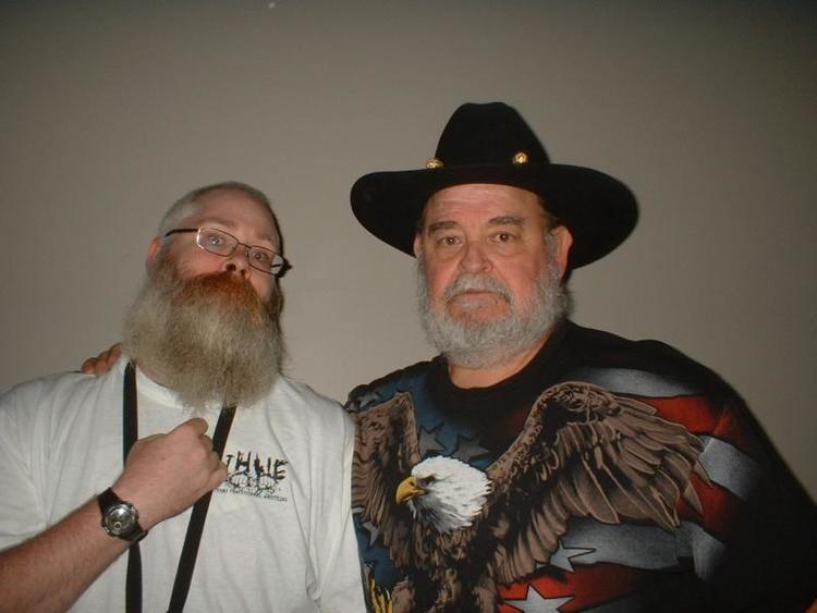 Black Bart (wrestler) IHWE Fort Worth Texas Showblack bart Wrestlingfigs