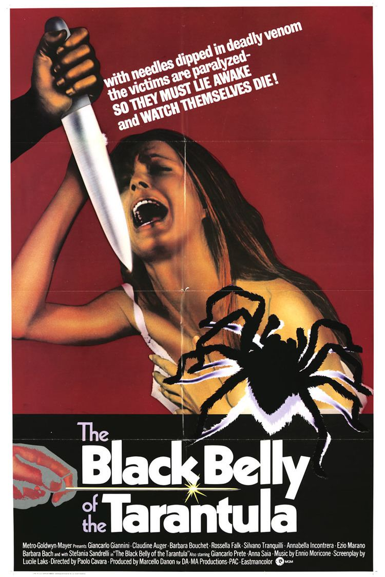 Black Belly of the Tarantula wwwgstaticcomtvthumbmovieposters46651p46651