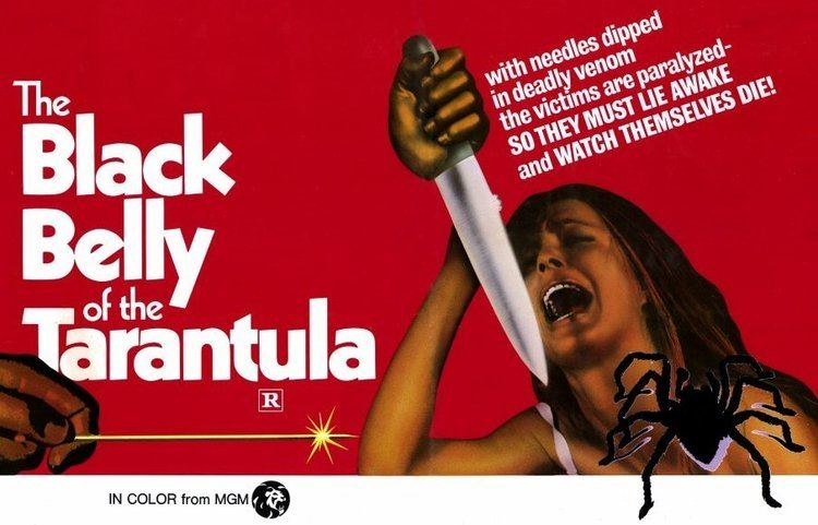 Black Belly of the Tarantula 5 The Black Belly of the Tarantula 1971