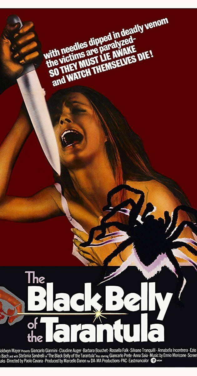 Black Belly of the Tarantula Black Belly of the Tarantula 1971 IMDb