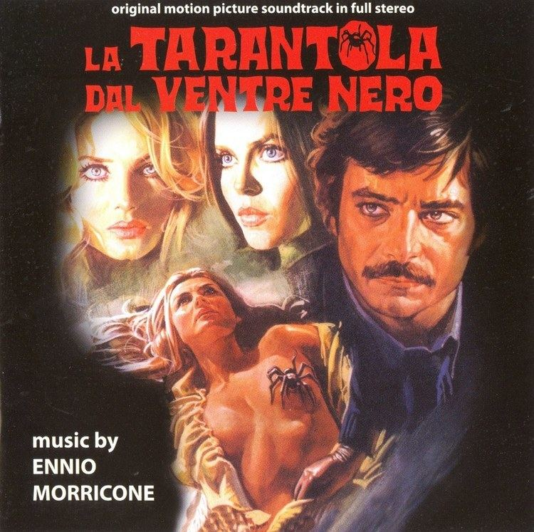 Black Belly of the Tarantula ENNIO MORRICONE IL MAESTRO La Tarantola Dal Ventre Nero The