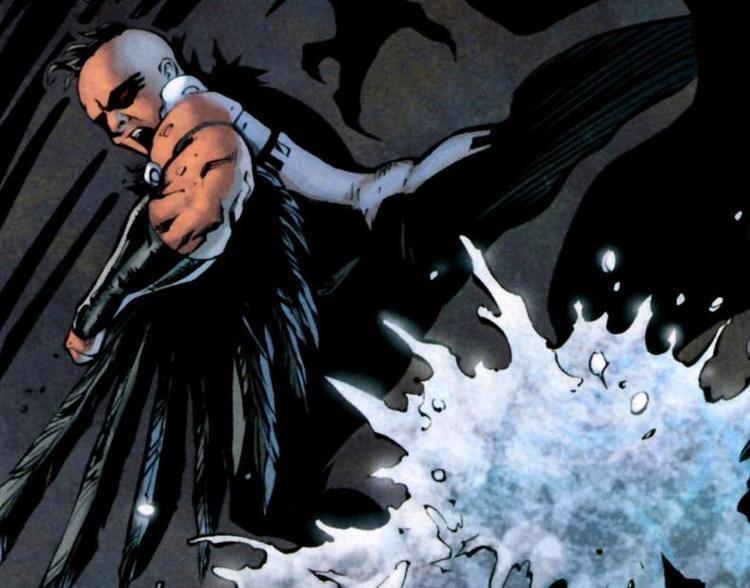 Black Condor Black Condor Character Comic Vine