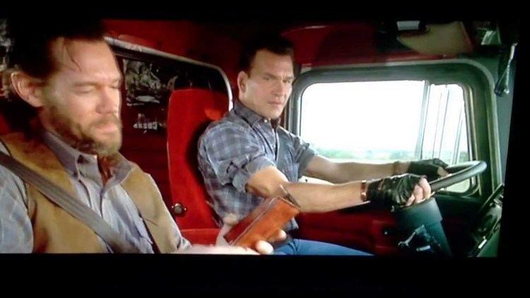 Black Dog (film) movie scenes Black Dog 1998 First Time Driving Scene