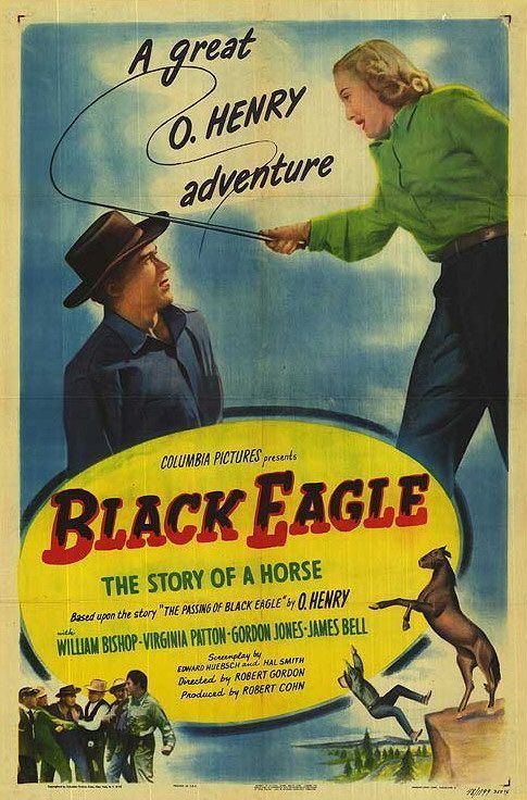 Black Eagle (1948 film) Black Eagle Movie Poster IMP Awards