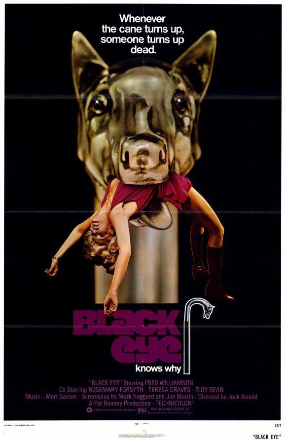 Black Eye (film) Bills Bizarre Bijou BLACK EYE 1974