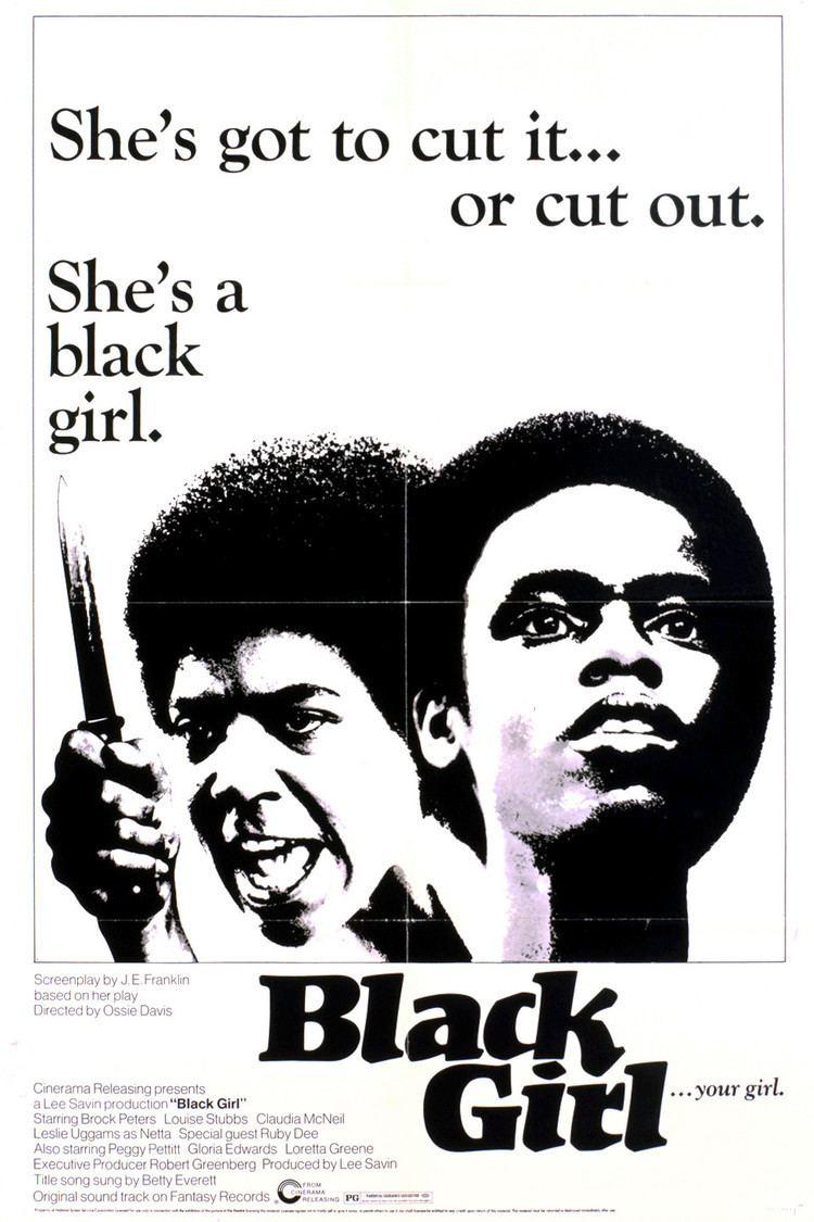 Black Girl (1972 film) wwwgstaticcomtvthumbmovieposters40358p40358