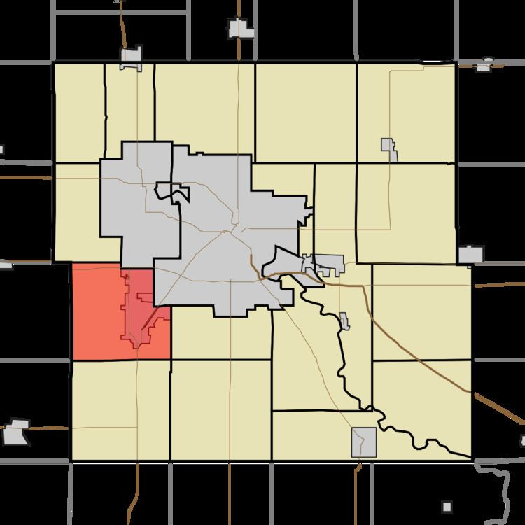 Black Hawk Township, Black Hawk County, Iowa