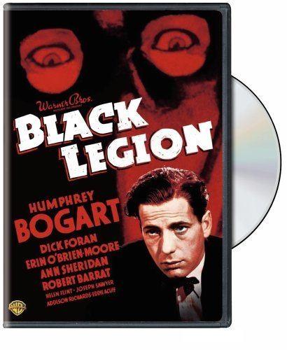 Black Legion (film) Amazoncom Black Legion Humphrey Bogart Ann Sheridan Dick Foran