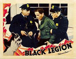 Black Legion (film) Black Legion film Wikipedia