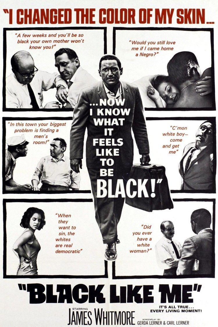 Black Like Me (film) wwwgstaticcomtvthumbmovieposters3897p3897p