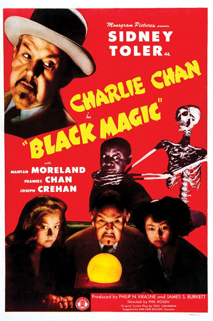 Black Magic (1944 film) Charlie Chan In Black Magic movie posters at movie poster warehouse
