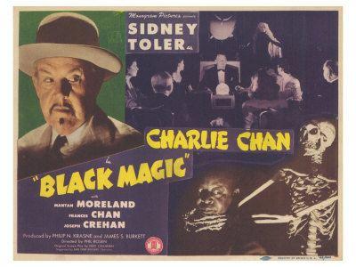 Black Magic (1944 film) Black Magic 1944 Vintage45s Blog