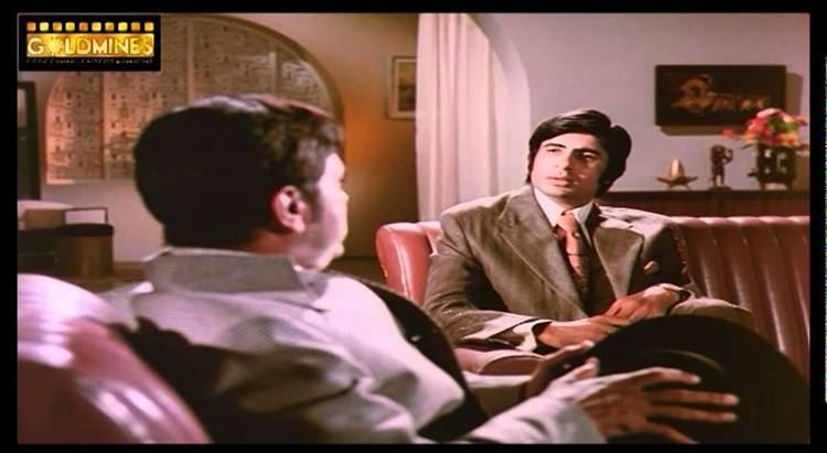 Black Mail (1973 film) movie scenes Gehri Chaal 1973 Hindi Movie Scene Blackmailing Scene