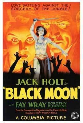 Black Moon (1934 film) Black Moon Movie Posters From Movie Poster Shop