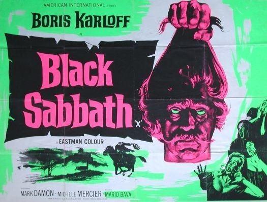 Black Sabbath (film) Overlooked Movies Black Sabbath1964 Not The Baseball Pitcher